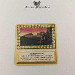 Die Siedler Von Catan Das Kartenspiel Spielkarte Kundschafter