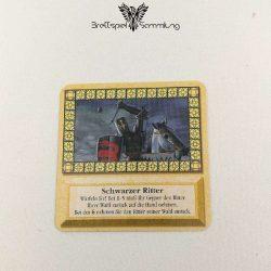 Die Siedler Von Catan Das Kartenspiel Spielkarte Schwarzer Ritter