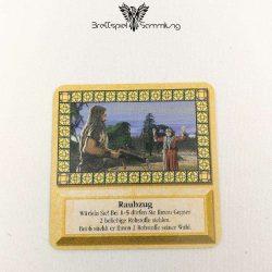 Die Siedler Von Catan Das Kartenspiel Spielkarte Raubzug