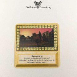 Die Siedler Von Catan Das Kartenspiel Spielkarte Karawane