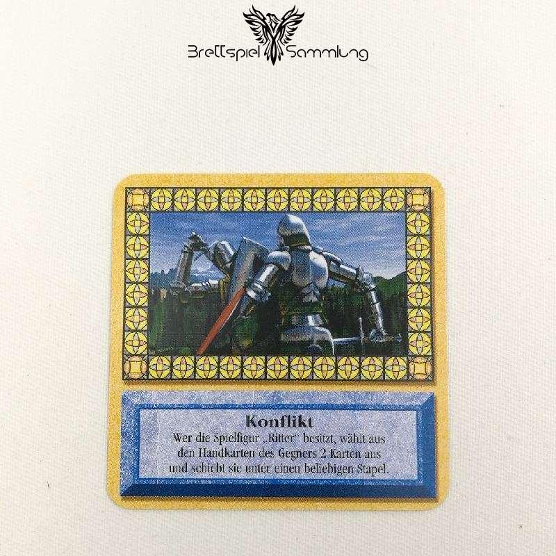 Die Siedler Von Catan Das Kartenspiel Ereigniskarte Bürgerkrieg