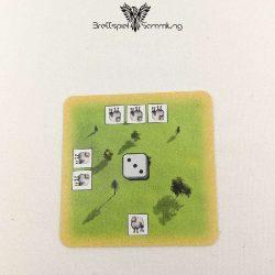Die Siedler Von Catan Das Kartenspiel Startkarte Landschaft Weidelandschaft Rot