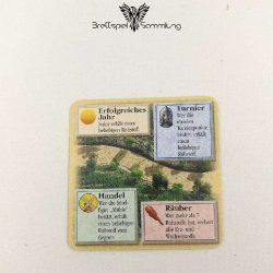 Die Siedler Von Catan Das Kartenspiel Startkarte Straße Rot