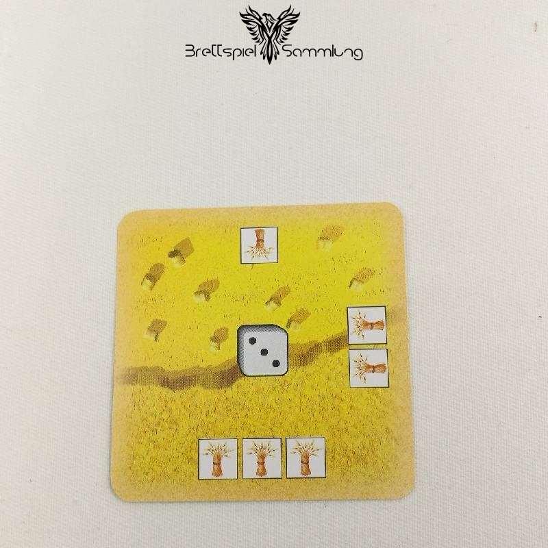 Die Siedler Von Catan Das Kartenspiel Landschaftskarte Getreide #3