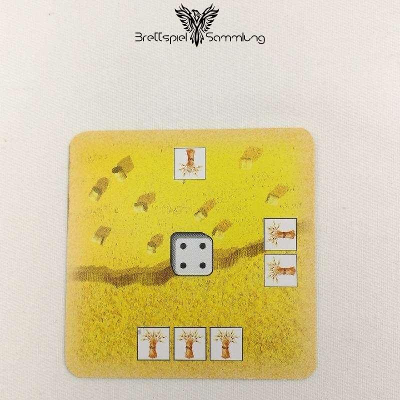 Die Siedler Von Catan Das Kartenspiel Landschaftskarte Getreide #4