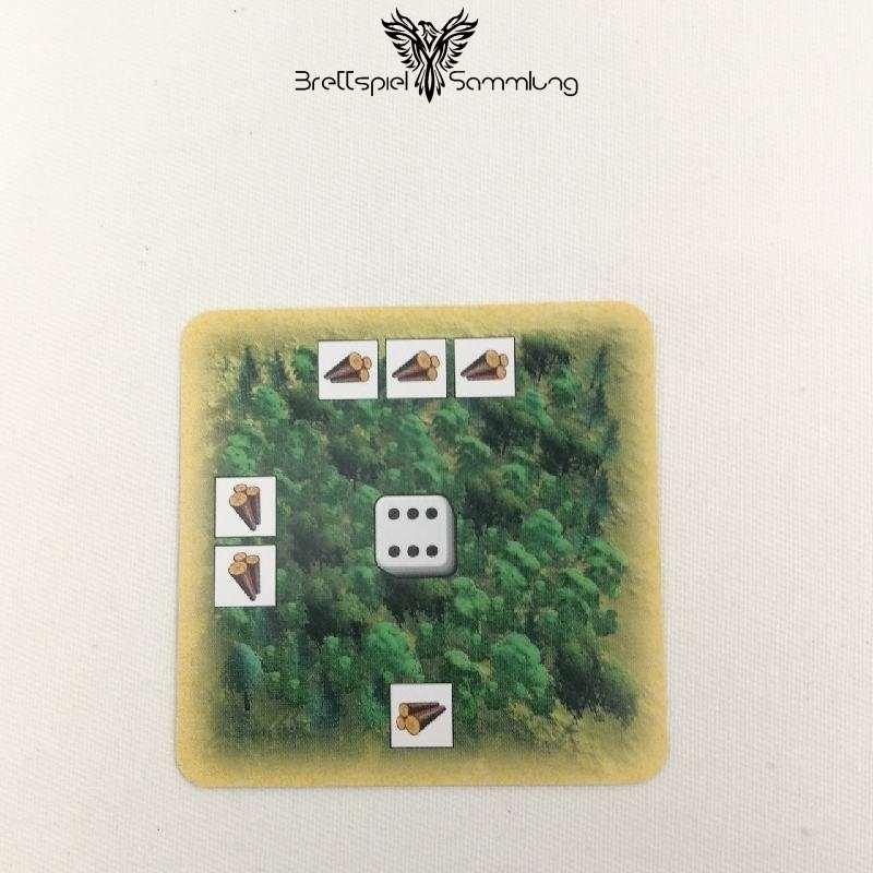 Die Siedler Von Catan Das Kartenspiel Landschaftskarte Wald #6