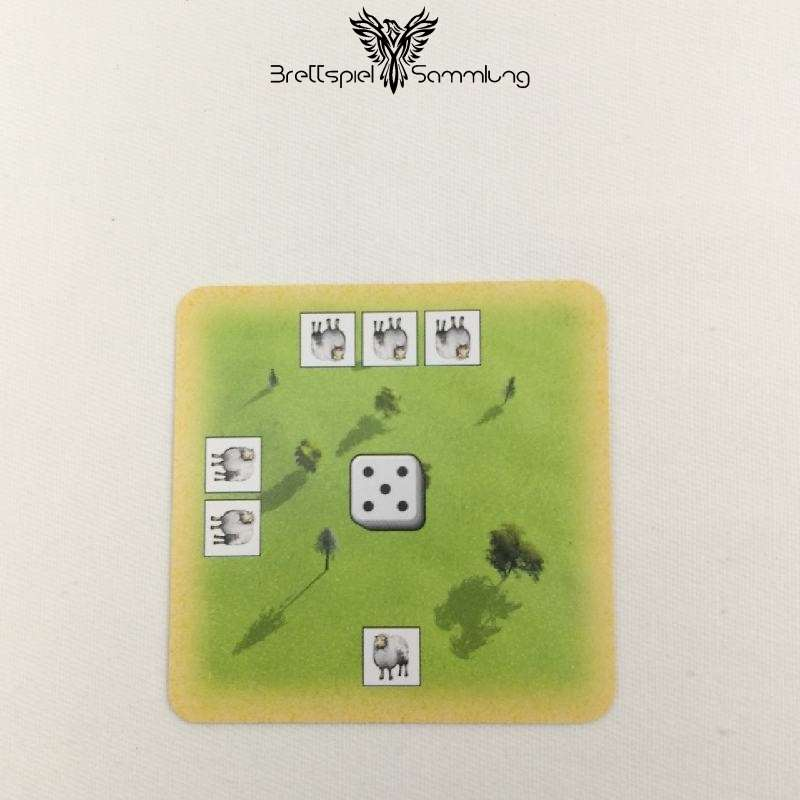 Die Siedler Von Catan Das Kartenspiel Landschaftskarte Weidelandschaft #5