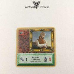 Die Siedler Von Catan Das Kartenspiel Spielkarte Ritter Siegfried Ohneland