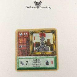 Die Siedler Von Catan Das Kartenspiel Spielkarte Ritter Karl Der Mächtige