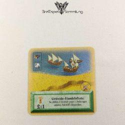 Die Siedler Von Catan Das Kartenspiel Spielkarte Woll Handelsflotte