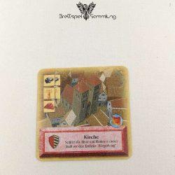 Die Siedler Von Catan Das Kartenspiel Spielkarte Kirche
