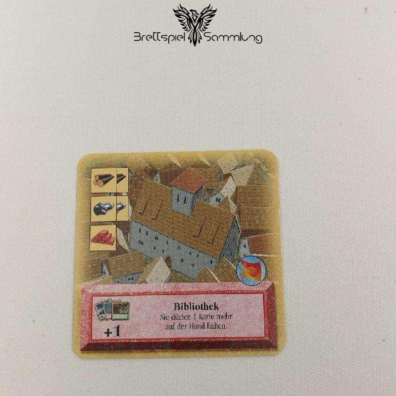 Die Siedler Von Catan Das Kartenspiel Spielkarte Bibliothek