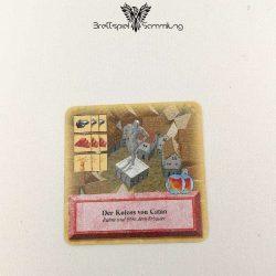 Die Siedler Von Catan Das Kartenspiel Spielkarte Der Koloss Von Catan