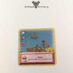 Die Siedler Von Catan Das Kartenspiel Spielkarte Hafen