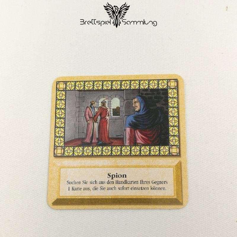 Die Siedler Von Catan Das Kartenspiel Spielkarte Spion