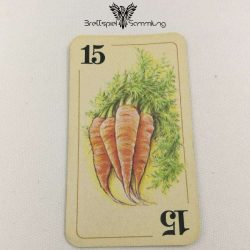 Hase Und Igel Karottenkarte 15er