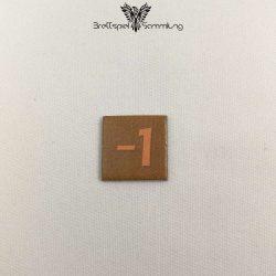 Im Reich Der Wüstensöhne Gerüchteplättchen #3