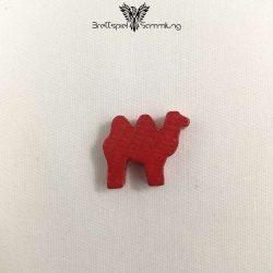Im Reich Der Wüstensöhne Spielfigur Kamel Rot