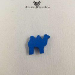 Im Reich Der Wüstensöhne Spielfigur Kamel Blau