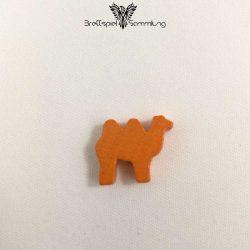 Im Reich Der Wüstensöhne Spielfigur Kamel Orange
