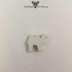 Im Reich Der Wüstensöhne Spielfigur Kamel Weiß