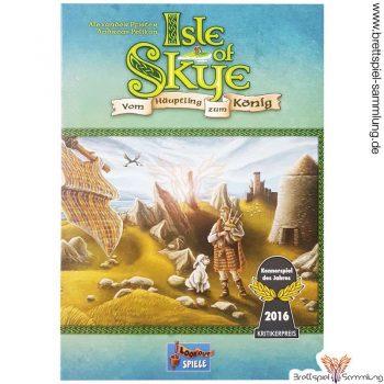 Brettspiel Sammlung Isle Of Skye Lookout