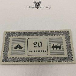 Monopoly Silber Edition Spielgeld 20 Spielmark