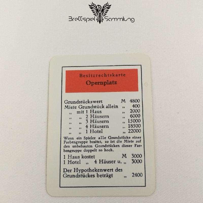 Brettspiel Sammlung Monopoly Silber Edition