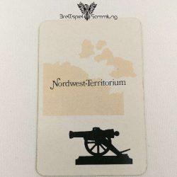 Risiko Spielkarte Länderkarte Nordwest Territorium