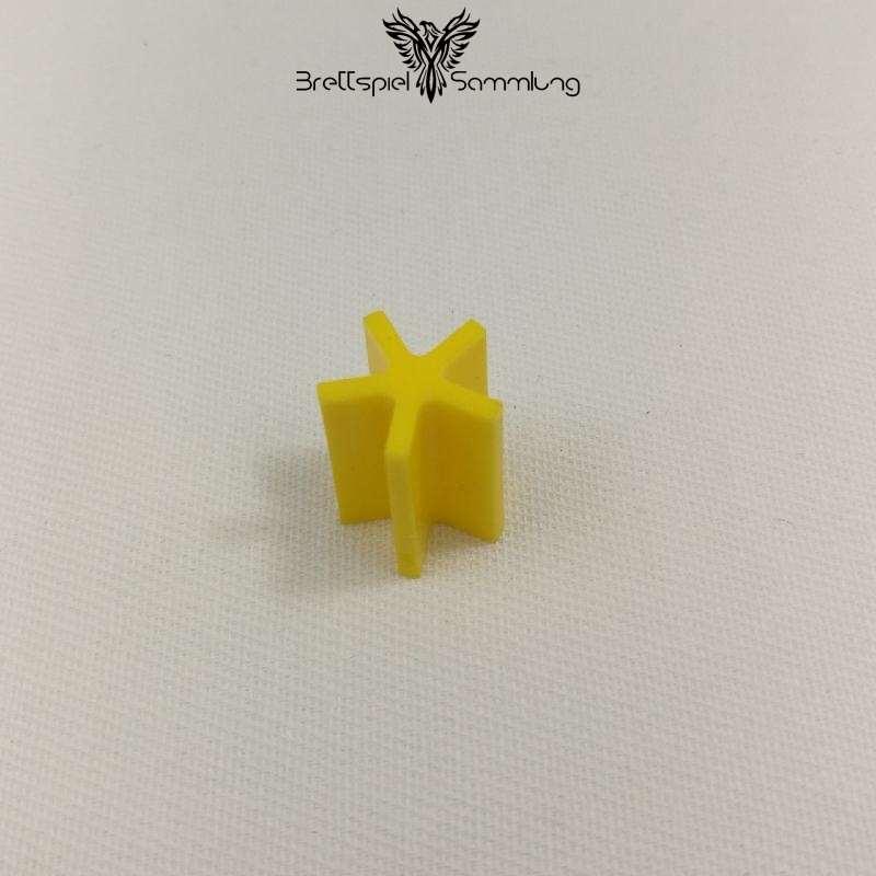 Risiko Spielstein Armee Groß Gelb