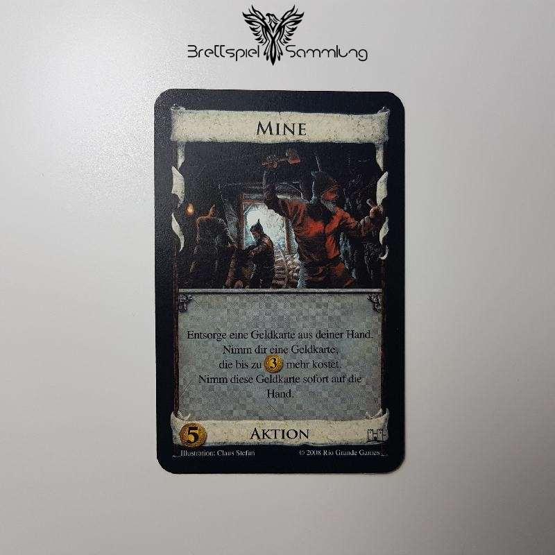 Dominion Karte Mine
