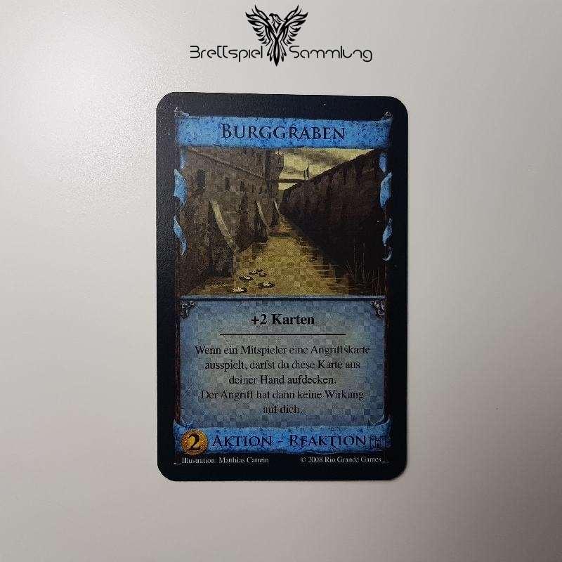 Dominion Karte Burggraben
