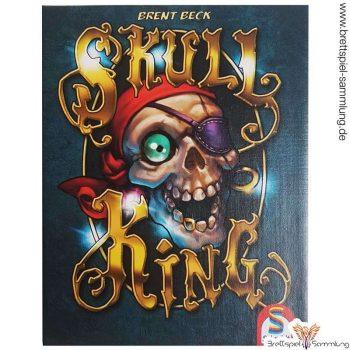 Brettspiel Sammlung Skull King