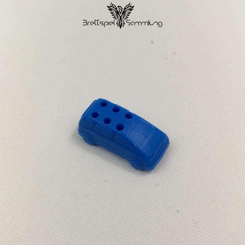 Spiel Des Lebens Spielfigur Auto Blau