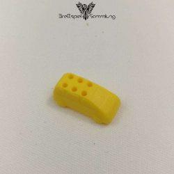 Spiel Des Lebens Spielfigur Auto Gelb