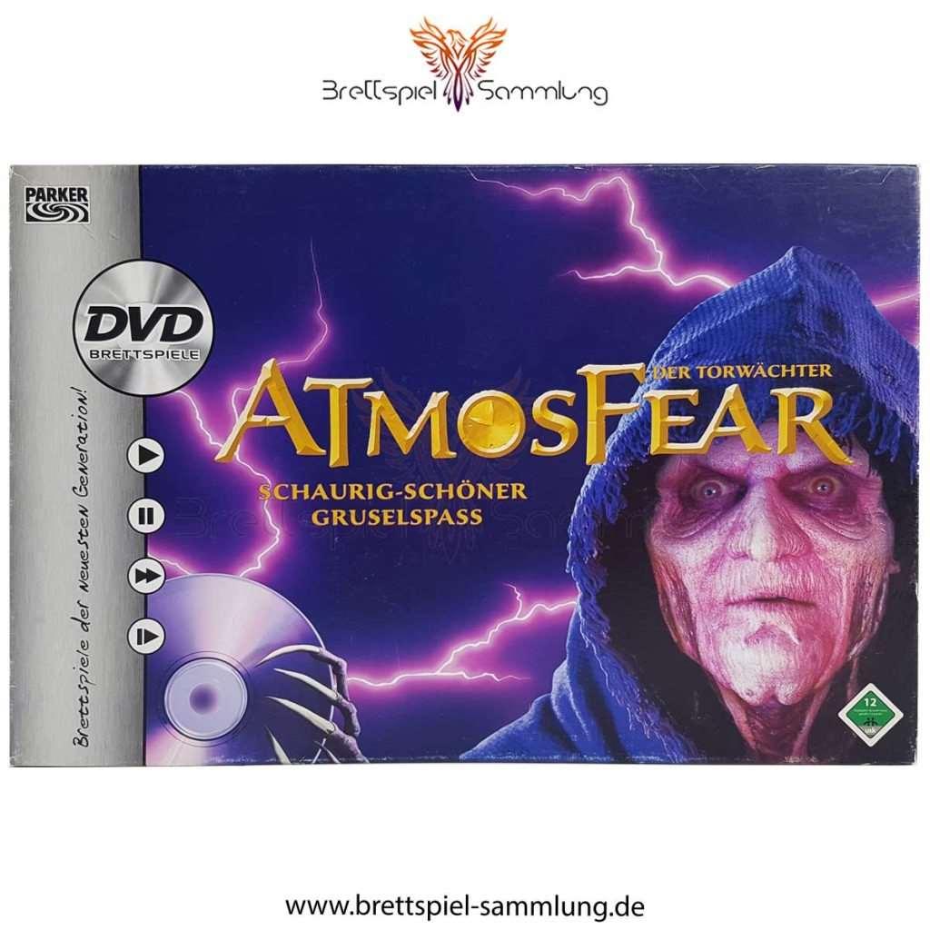 Atmosfear Dvd Brettspiel