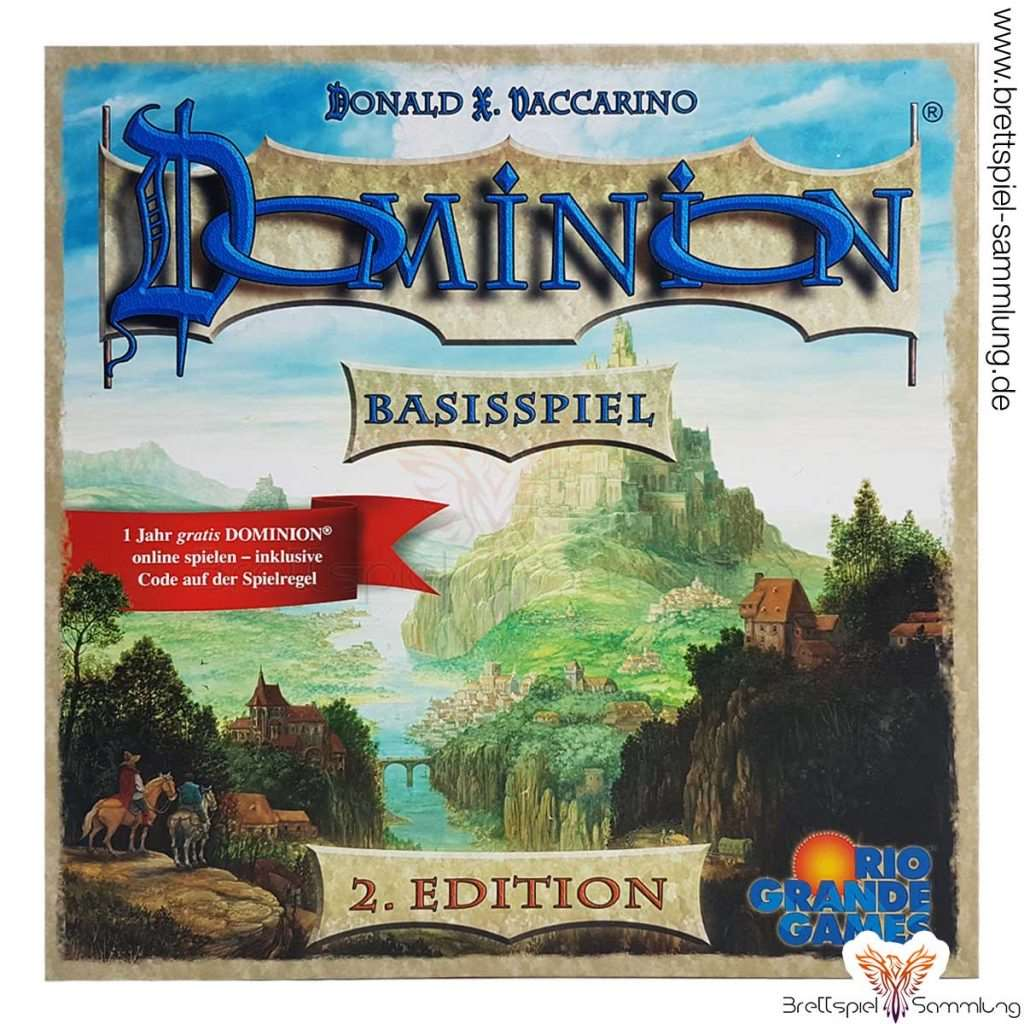 Dominion Basisspiel