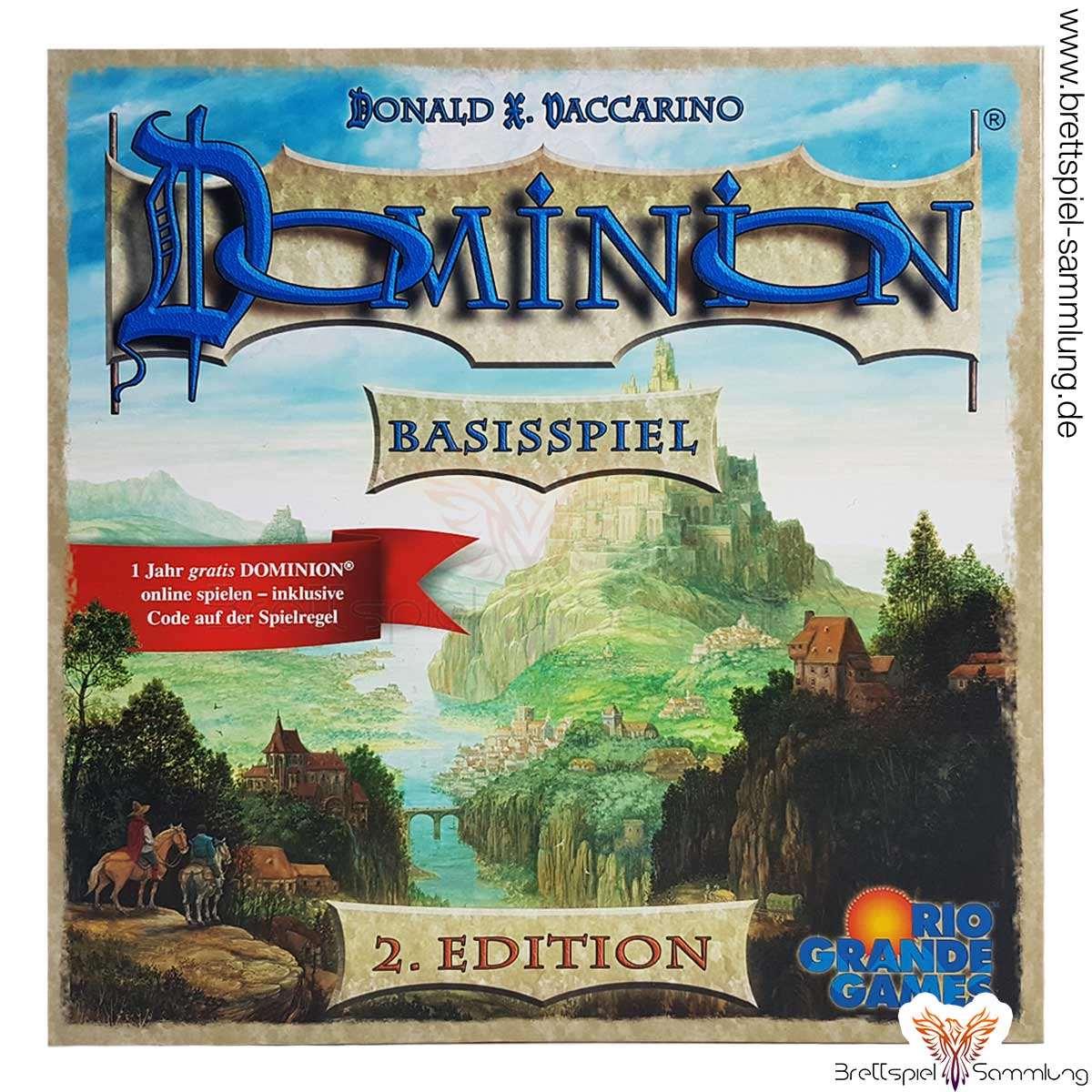 Dominion Basisspiel