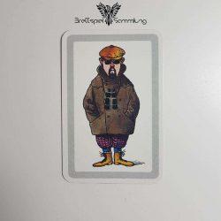 Heimlich & Co. Agentenkarte Grau