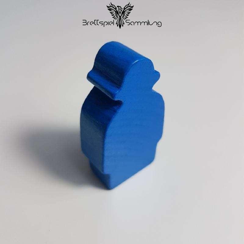 Heimlich & Co. Agentenfigur Blau