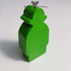 Heimlich & Co. Agentenfigur Grün
