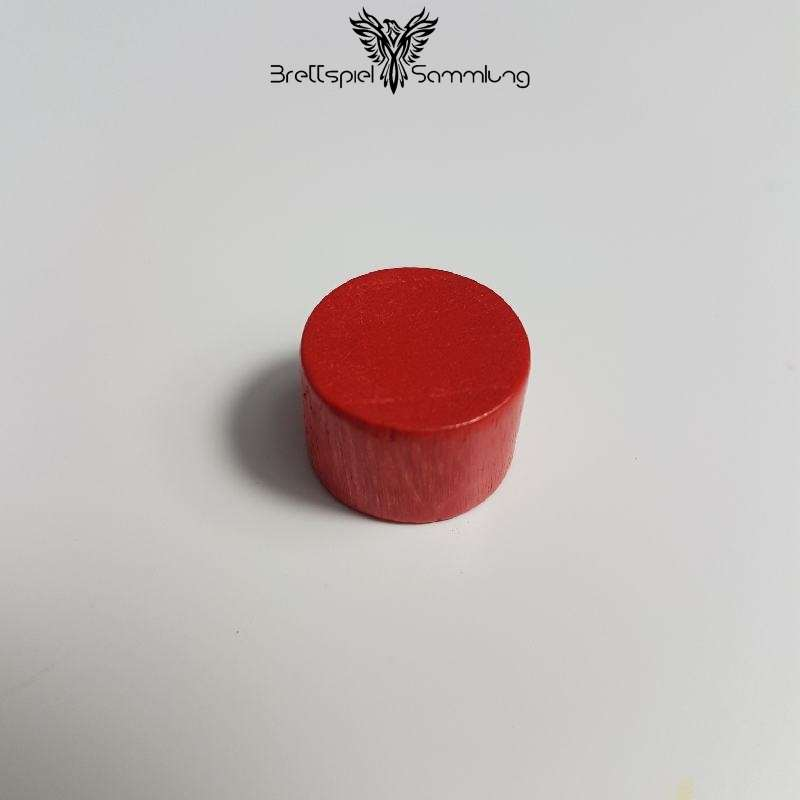 Heimlich & Co. Wertungsstein Rot