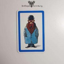 Heimlich & Co. Agentenkarte Blau