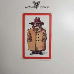 Heimlich & Co. Agentenkarte Rot