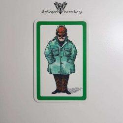Heimlich & Co. Agentenkarte Grün